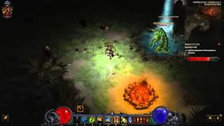 getlinkyoutube.com-[D3 RoS 2.0.4] Witch Doctor soloing Rift T6(70) goblin rift inside!