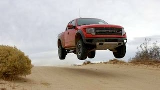 getlinkyoutube.com-2010 Ford F-150 Raptor - On Land, Through Water, In the Air