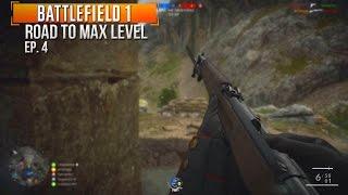 getlinkyoutube.com-Intense Rush Game! - iTemp's Battlefield 1 Road to Max Rank Ep. 4! (Rush Gameplay)
