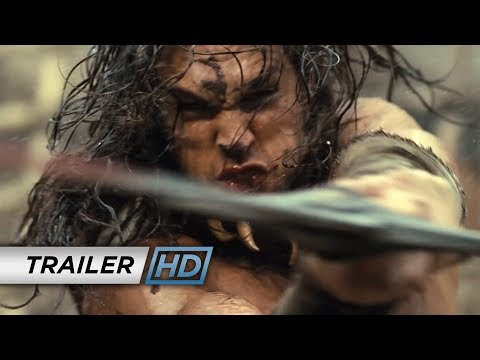 CONAN THE BARBARIAN - Theatrical Trailer