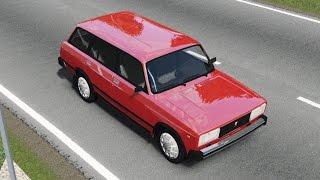 getlinkyoutube.com-Lada 2104 drive (Links) - Racer: free game