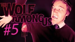 MY ARM! - The Wolf Among Us - Gameplay, Playthrough - Part 5