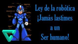 getlinkyoutube.com-Creepypasta de Megaman - Ley de la robótica ¡Jamás lastimes a un ser humano!