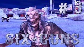 getlinkyoutube.com-SIX - GUNS Faroeste Sobrenatural ( Vampiros de metal ! ) - Gameplay Android / Parte 3