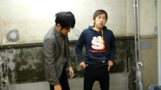 getlinkyoutube.com-生理痛の痛みを再現 キンタマ握ってみた(Pain such as the menstrual pain. Grasping the testicles)
