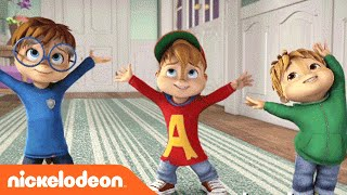 getlinkyoutube.com-ALVINNN!!! and the Chipmunks | Alvin Megamix feat. The Chipettes | Nick