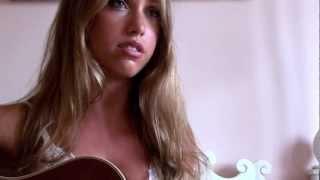getlinkyoutube.com-Titanium - David Guetta ft. Sia (cover) Jess Greenberg
