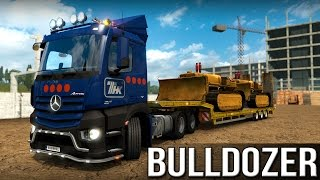 getlinkyoutube.com-ETS2 - Bulldozer