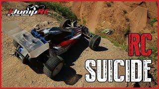 getlinkyoutube.com-HUGE RC Car Jumps - RC Suicide Mission