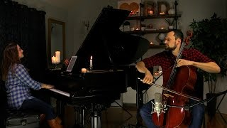 getlinkyoutube.com-Adele - Hello (Cello + Piano Cover) - Brooklyn Duo