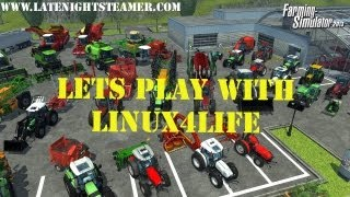 getlinkyoutube.com-Let's Play Farming Simulator 2013 - Ep 4 - New Tractor