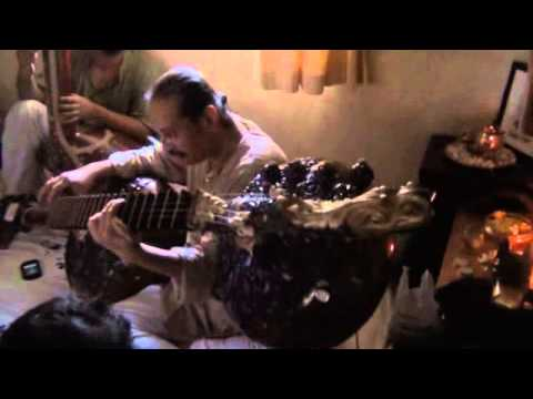 Ustad Bahauddin Dagar:Rudra Veena recital: Rag: Bhairavi