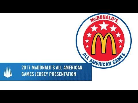 2017 McDonald's Jersey Presentation at IMG Academy