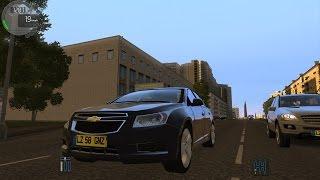 getlinkyoutube.com-City Car Driving 1.4.1 Chevrolet Cruze LTZ [1080P]