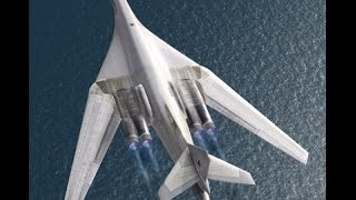 getlinkyoutube.com-Tupolev TU 160 BlackJack, Supersonic Bomber From Russia