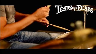 getlinkyoutube.com-Tears For Fears - Advice For The Young At Heart - Drum Cover