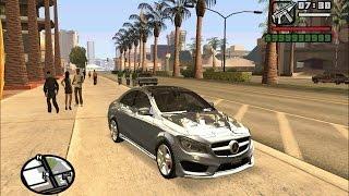 getlinkyoutube.com-Mercedes Benz CLA250 GTA San Andreas car mod