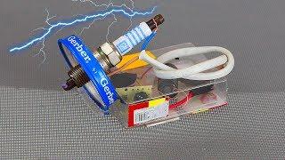 🤖 An unusual idea from a Spark Plug 💣 😱😱😱