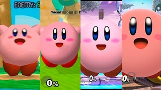getlinkyoutube.com-Super Smash Bros Wii U | Kirby Evolution