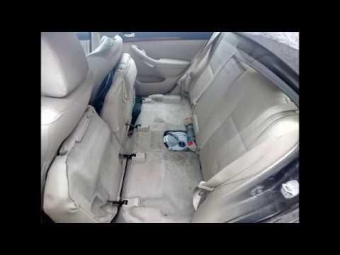 Слив топлива из салона автомобиля