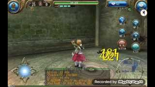 getlinkyoutube.com-Toram Online ~ Dual swords skills