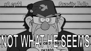 """Not What He Seems"" Gravity Falls Episode Review"