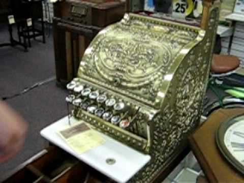 Oldschool Cash Register