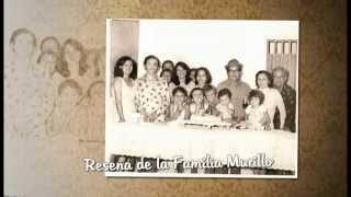 Reseña de la familia murillo