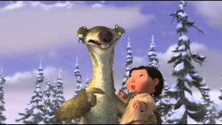 Ice Age-Traveling with baby (& Sid)