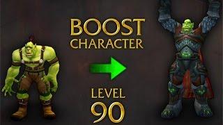getlinkyoutube.com-Charakteraufwertung 60 auf 90 + max Berufen/Fliegen [World of Warcraft] - by Telar