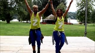"""getlinkyoutube.com-Dance Fitness - Nevena & Goran - """"Maldita Primavera"""" BIP"""