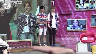 getlinkyoutube.com-[Vietsub] [08/2015] GOT7 funny & lovely moments 👻 [Just right👌🏻]