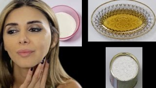 getlinkyoutube.com-خلطة الخميرة والحليب لتسمين وتبييض الوجه