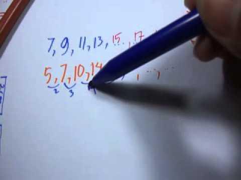Jago Matematika SD SMP SMA deret pola cara cepat