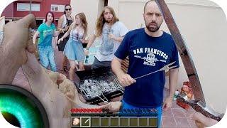 getlinkyoutube.com-Minecraft en la VIDA REAL