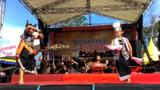 getlinkyoutube.com-TARI LENGGER KEBO GIRO BY SRI WINARTI wonosobo expo 2016