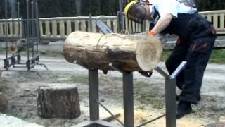 getlinkyoutube.com-Козлы для распиловки дров.