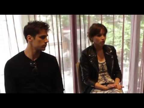 Entrevista Martiño Rivas y Ana de Armas - Por un puñado de besos