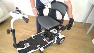 Fold and Go Mobility Scooters