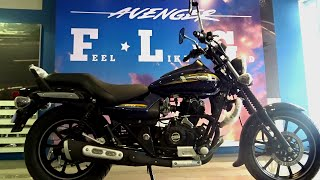 getlinkyoutube.com-#Bikes@Dinos: Bajaj Avenger 150 Street First Ride Review, Walkaround