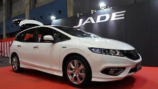 getlinkyoutube.com-Honda JADE HYBRID【ジェイド ハイブリッド】