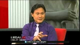 Legal Help Desk Episode 107: Ejectment