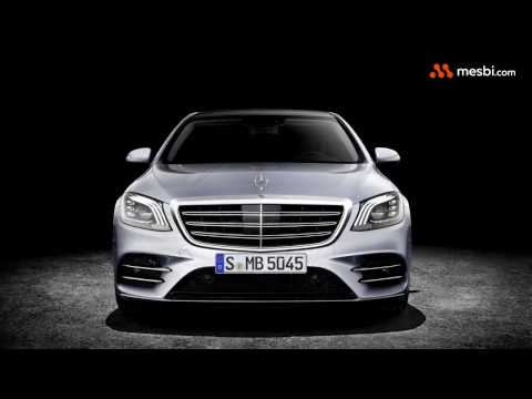 Рестайлинговый Mercedes-Benz S-Class дебютировал на Шанхайском автосалоне.