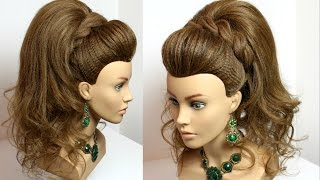 getlinkyoutube.com-Hairstyles for long hair tutorial
