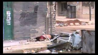 getlinkyoutube.com-درعا المحطة قناص المؤسسة يصيب الجثة أثناء محاولة سحبها