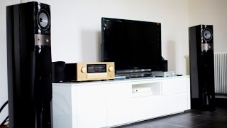 getlinkyoutube.com-Accuphase E-560 - Focal electra - 1028be - Luxman da-06