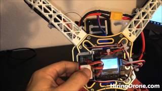 getlinkyoutube.com-KK 2.1.5 Evo Flysky TS-F6 Receiver Transmitter Setup
