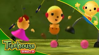 getlinkyoutube.com-Rolie Polie Olie - Just Putting Around / Soupy Zowie and Bogey Bot / No Hugs Please - Ep. 39