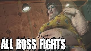 getlinkyoutube.com-Dead Rising 3 - All Psychopaths and  Boss Fights Xbox One Gameplay
