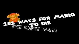 getlinkyoutube.com-101 ways for mario to die (the right way!) 50,000 subs!